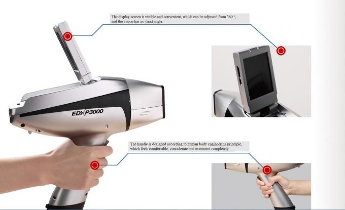 XRF Analyzer Test Machine for Metal , Stainless Steel Alloy Metal XRF Analyzer