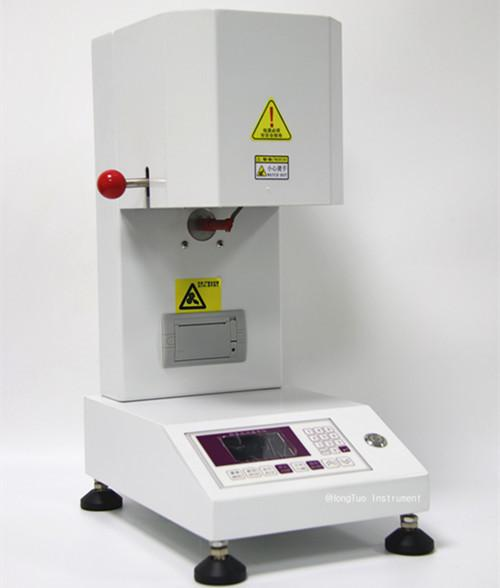 Digital Melt Flow Index Tester for Plastic , Melt Flow Indexer