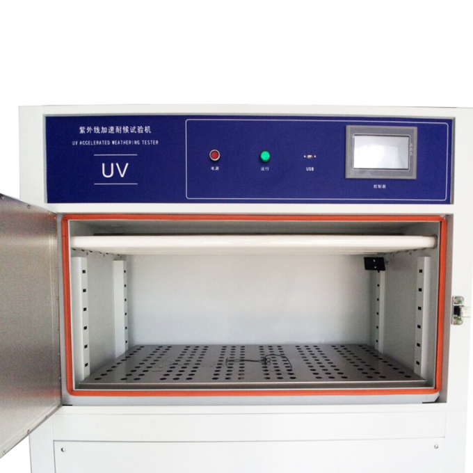 Sunlight Simulation Ultraviolet Aging UV Light Test Device