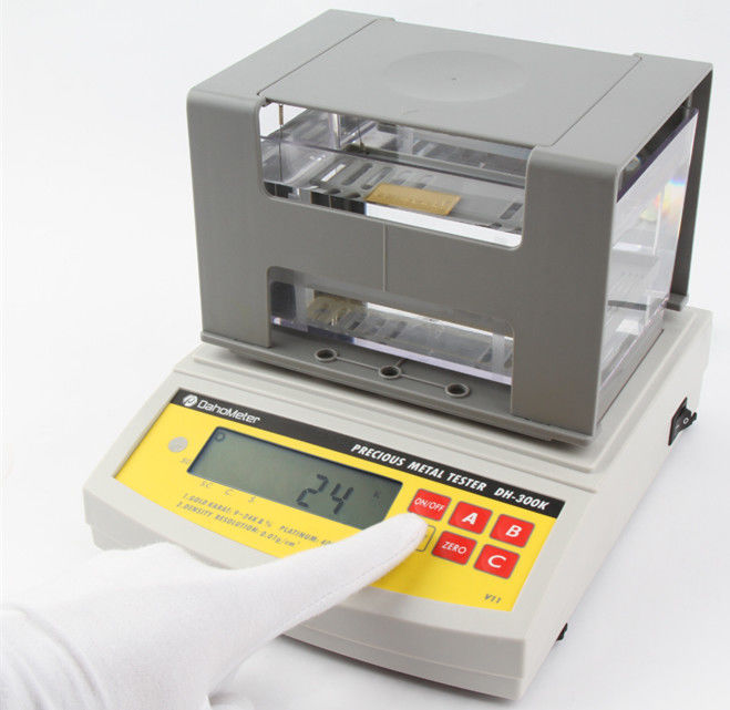 Professional Supplier Digital Electronic Gold Purity Testing Machine DA-300K