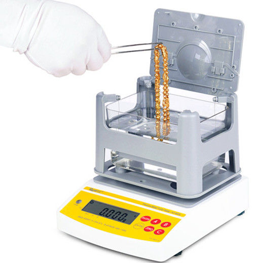 Gold Tester New : Quality precious metal tester density meter for solids