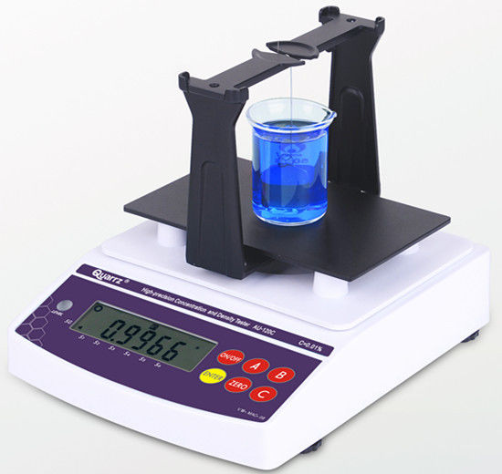 Electronic Measuring Equipment : Digital electronic concentration measuring instrument