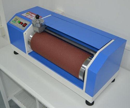 DIN Rubber Abrasion Resistance Tester , Rubber Abrasion ...