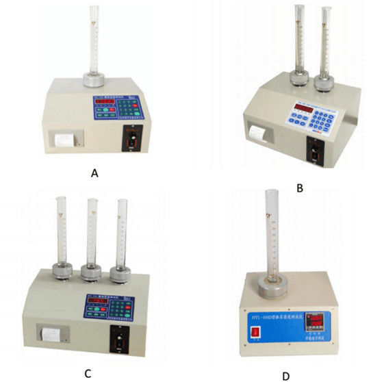 Instrument And Machine Testers : Tap density tester testing machine