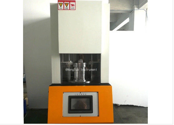 Rubber No Rotor Rheometer Testing Machine / Equipment / Instrument / Apparatus / Device / Method, Norotors Rheometer
