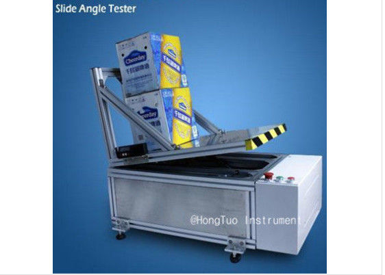 Carton Sliding Angle Tester / Inclined Plane Friction Testing Machine / Equipment / Instrument for Package