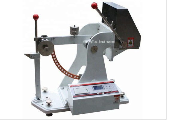 Full Automatic Digital Displaying Corrugated Cardboard Carton Puncture ( Piercing ) Strength Tester / Testing Machine