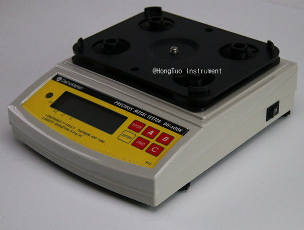 DahoMeter Most Popular Economic Digital Electronic Gold Testing Machine DH-300K