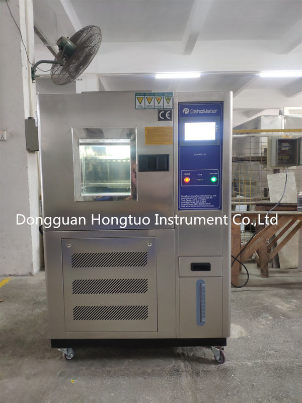 Temperature Environmental Test Chamber Stability Testing Equipment Intelligent Robot Climatic Test Chamber