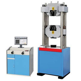 China WEW Series Computer Displaying Hydraulic Universal Testing Machine factory