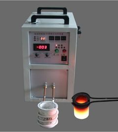 China MIni Portable Gold Melting Induction Furnace Excellent Quality distributor