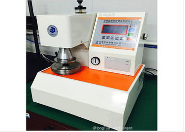 China Digital Electronic Paperboard Carton Bursting Strength Tester Meter / Machine / Test Equipment distributor