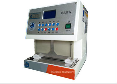 China Desktop Smart Display Toilet Paper Softness Tester / Meter / Testing Machine / Equipment / Instrument / Device distributor