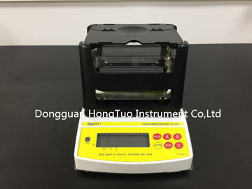 China 2000g New Design Digital Electronic Gold Testing Machine , Gold Purity Testing Machine AU-2000K factory