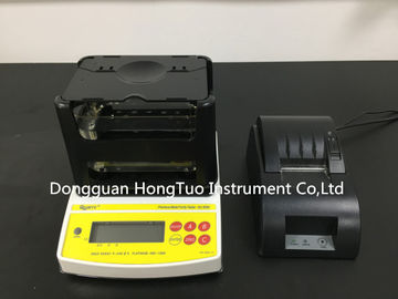 China Digital Electronic Gold Tester , Gold Tester Machine factory