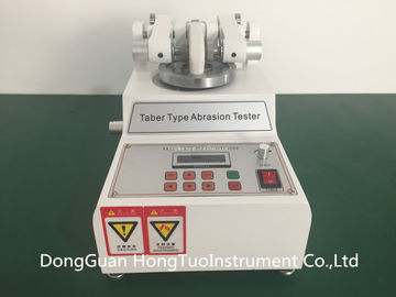 China Leading Supplier Leather Taber Abrasion Tester , Rubber Taber Abrasion Tester Excellent Quality distributor