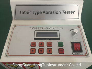 China Professional Supplier Taber Wear Abrasion Tester,Taber Rotary Abrasion Tester Reliable Quality distributor